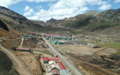 Compañia Minera Volcan Carahuacra